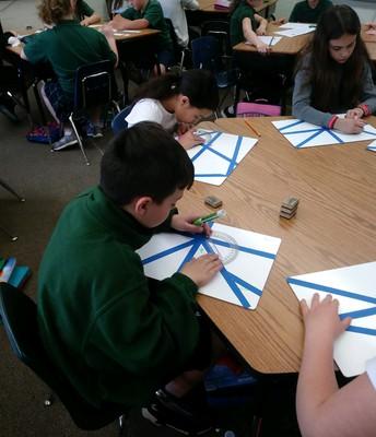 Math fun with Mrs. Pallardy