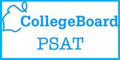 PSAT will be Wednesday, October 11th
