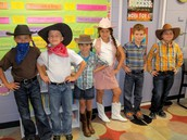 Spirit Friday - Country Western Day