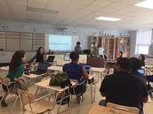 Biology Teacher Academy Begins