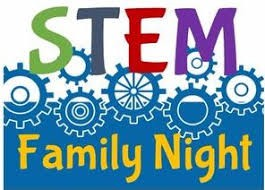 Tudor STEM Night 2/25 6:30 -7:30