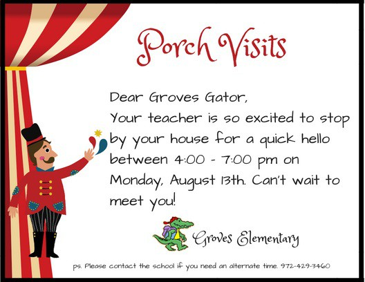 Heard it from the Groves     | Smore Newsletters