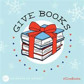 What's the perfect gift? A book of course!
