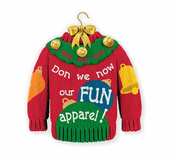 Tacky Christmas Sweaters and PJs?
