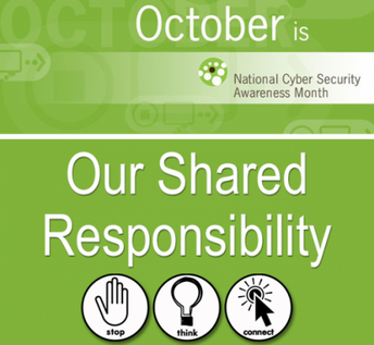 October - Cyber Safety Awareness Month