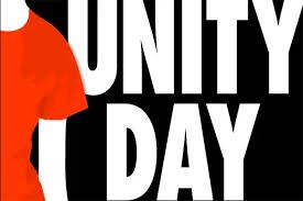 Unity Day - Wednesday October 21st