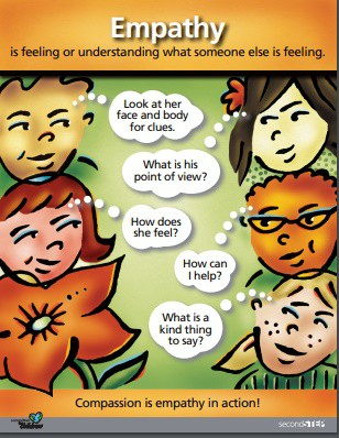 Social Emotional Learning and Second Step