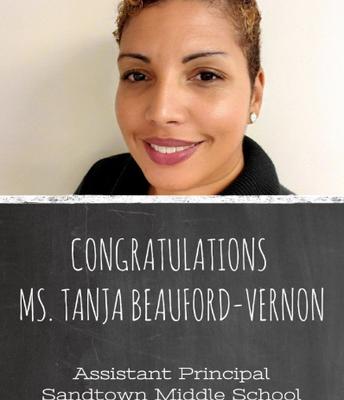 Mrs. Tanja Beauford-Vernon