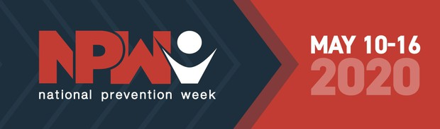 National Prevention Week May 10-16