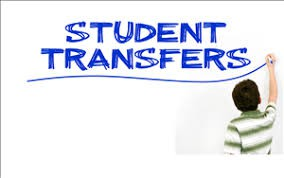 Student Transfer Requests 2020-2021