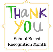 Thank you A5 School Board Members