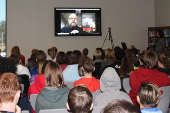 VIRTUAL AUTHOR VISIT