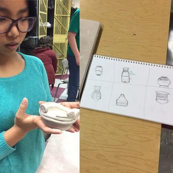 Ms. Holdren- Intro to 3D Art