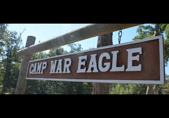 APPLY FOR CAMP WAR EAGLE THIS SUMMER!