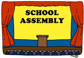 Virtual Friday Flag Assembly, February 26th!
