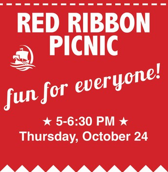 Red Ribbon Picnic: Oct 24th!