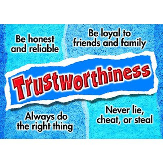 Character Trait Wednesday!