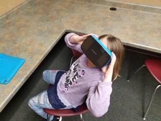 VR field trips........