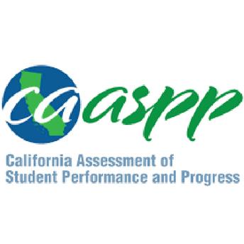 Valhalla Elementary 2020-2021 CAASPP Testing Schedule, grades 3-5