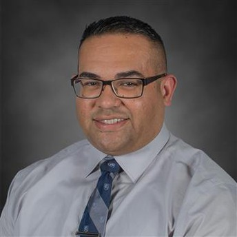 Dr. Josue Borrego- L. K. Hall Personalized Learning Academy at Oak Cliff