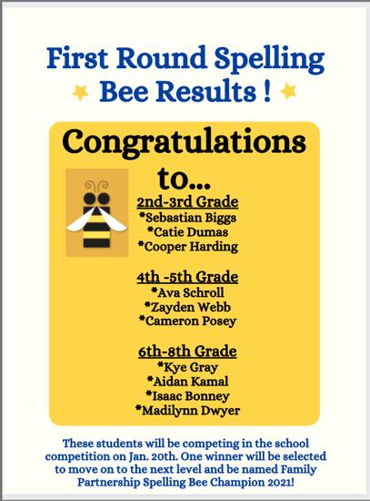 Bee Winners!!