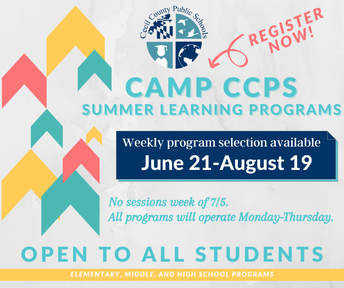 Summer Learning Programs
