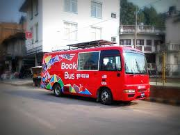 Change in Book Bus Day! Please Seesaw your parents