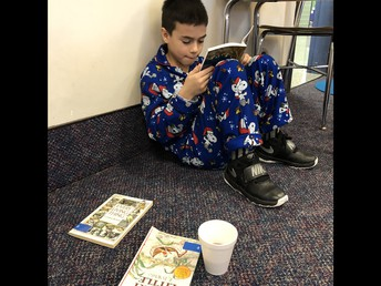 The I LOVE TO READ challenge!