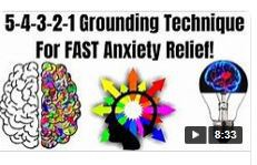 Try it! A quick way to calm your racing brain