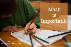 Why is Math Important?