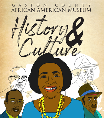 Gaston County African Americans Coloring Book to be published with a Glenn Foundation Grant