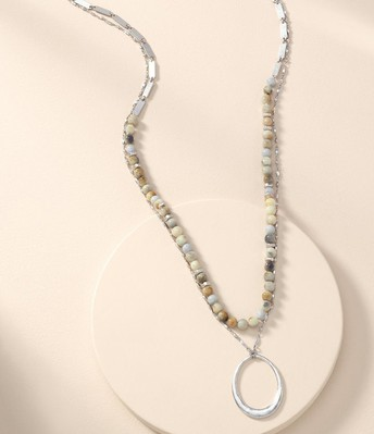 Natia Layered Necklace