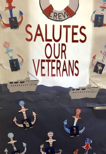 Richland Elementary honors veterans