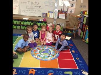 Circle Time in Kindergarten