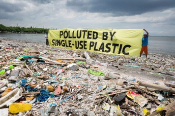 The Role of Humans in Ocean Pollution