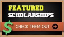 Featured Scholarships & Special Programs