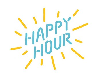 4:45-6:00 PM Hotel Sponsored Happy Hour