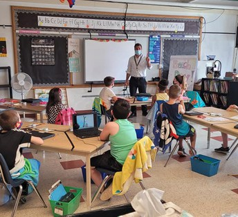 Lakeshore Welcome Video for 2nd graders