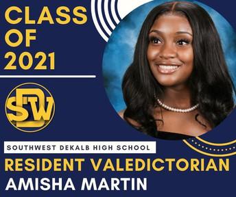 Amisha Martin