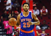 Anthony's Favorite Nba Player Currently right now is Derrick Rose