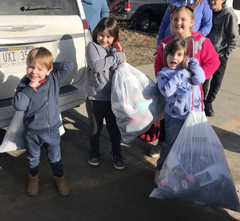 Westbrook students help homeless neighbors