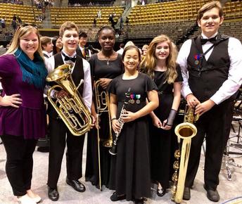 Alabama All State Honor Band