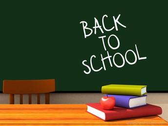 Back to School Night/School Supply Drop off