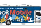 ICPL Bookmobile is BACK!!