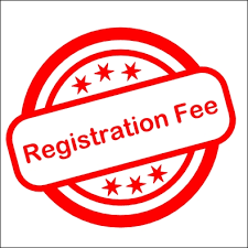 Registration Fees (Tiered Pricing System Applies)