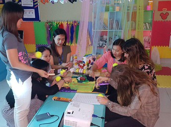 EARLY CHILDHOOD PROGRAM (ECP) PROFESSIONAL DEVELOPMENT