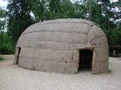 A Powhatan House