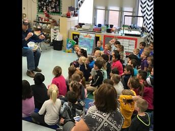 Mrs. Pangburn's Kindergarten Class