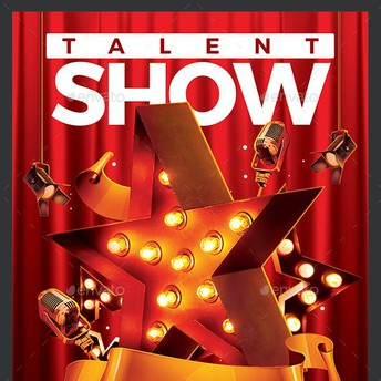 Talent Show Coming Soon!