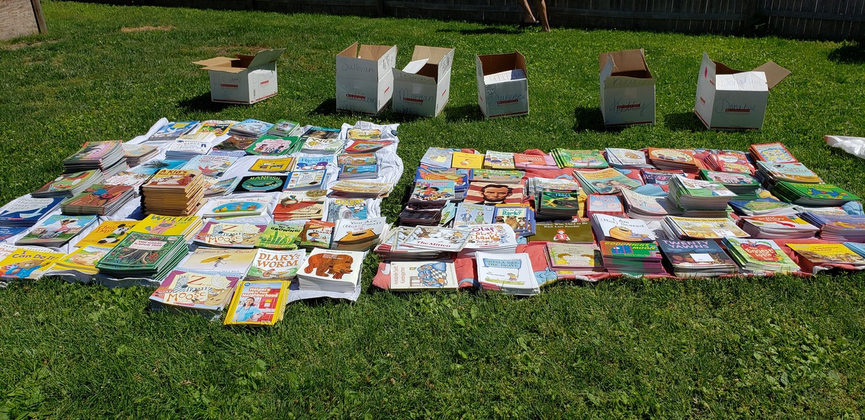 Free books from WGBY for PreK and K students